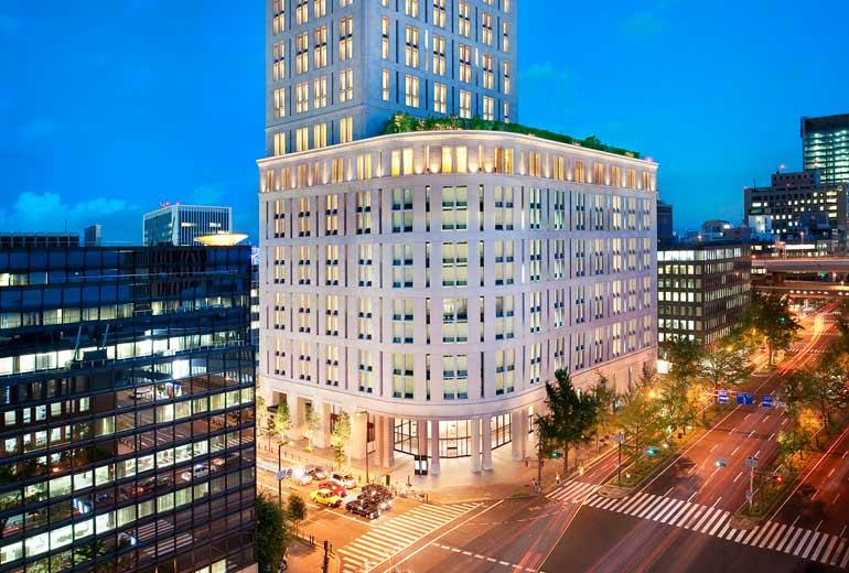 心斎橋の高級ホテルはセントレジデンスホテル