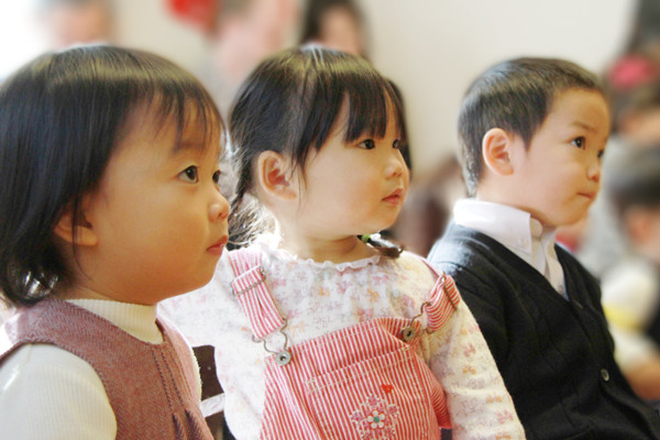 幼稚園と保育園の違い