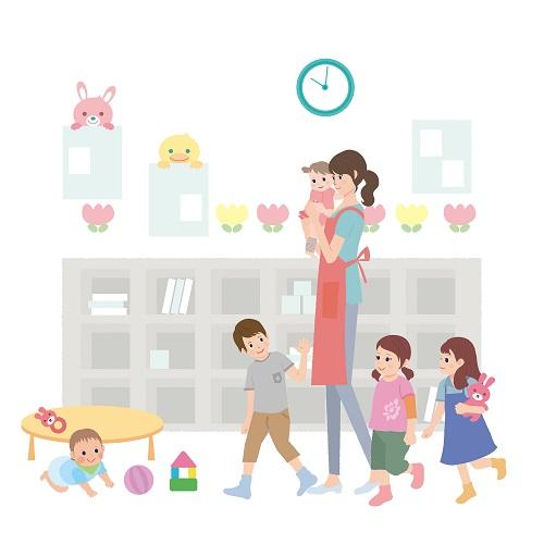 幼稚園と保育園の違い 時間