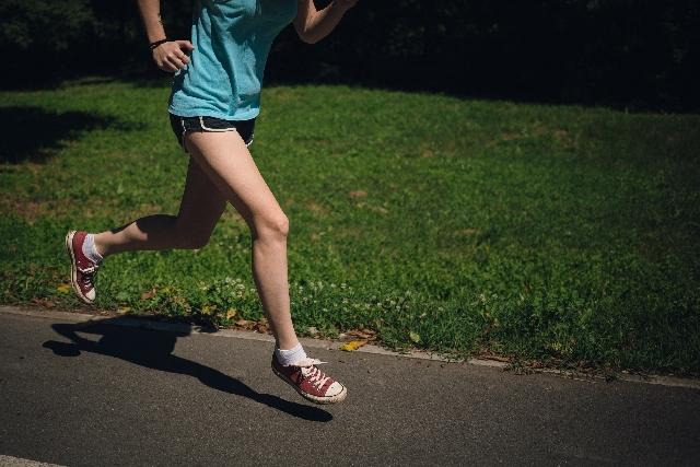 健康診断の前日は激しい運動や慣れない運動はしないこと